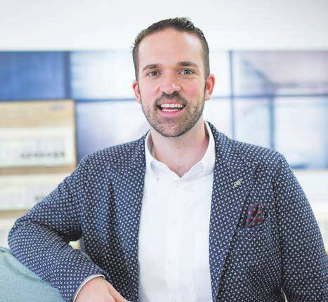 André Alesi ist Schlafberater und Inhaber des Unternehmens Sleep Consulting Alesi.