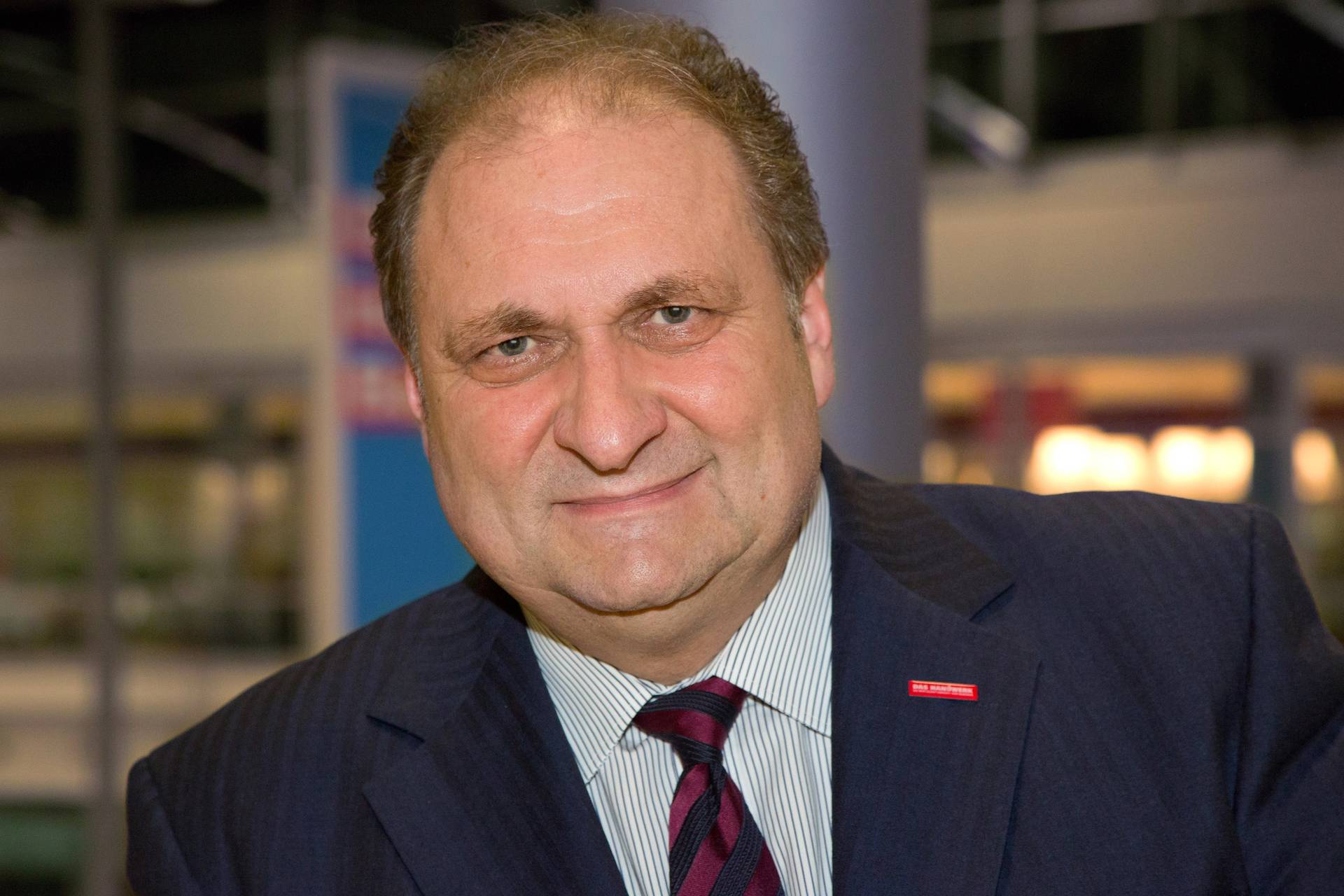 ZDH-Präsident Hans Peter Wollseifer