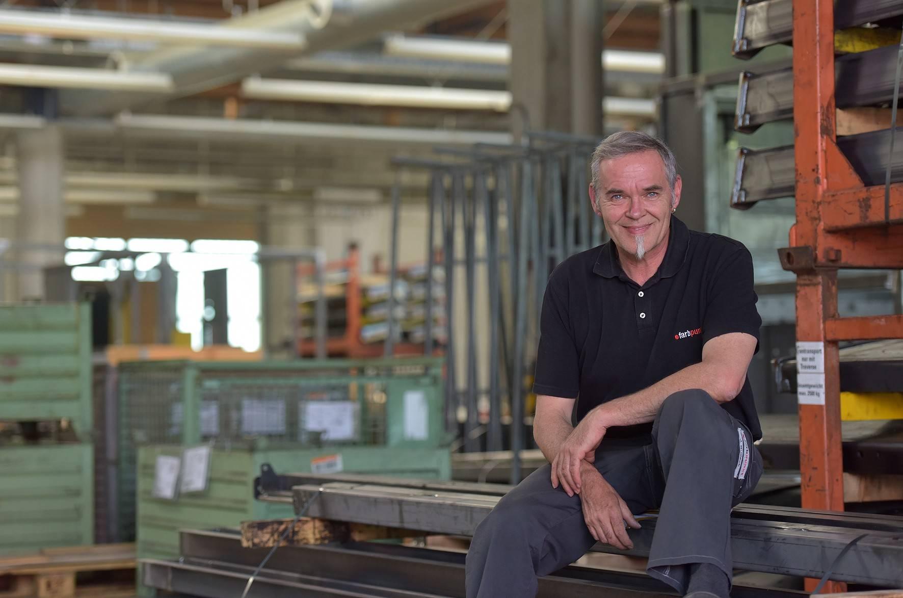 Jürgen Rudeck sucht einen Nachfolger für seinen Betrieb.