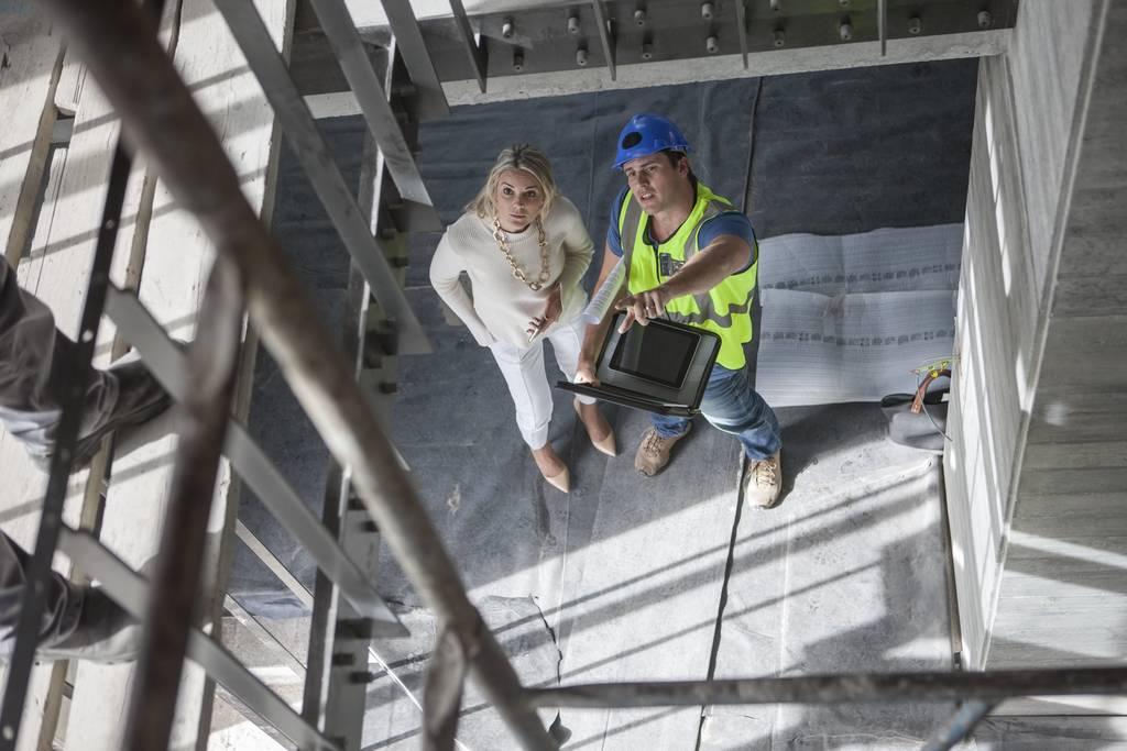 Die Hochkonjunktur am Bau macht die Suche nach einem Handwerker nicht einfach.