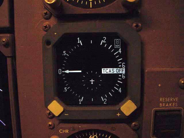 После катастрофы в Юберлингене система предупреждения TCAS была улучшена. Фото: BFU