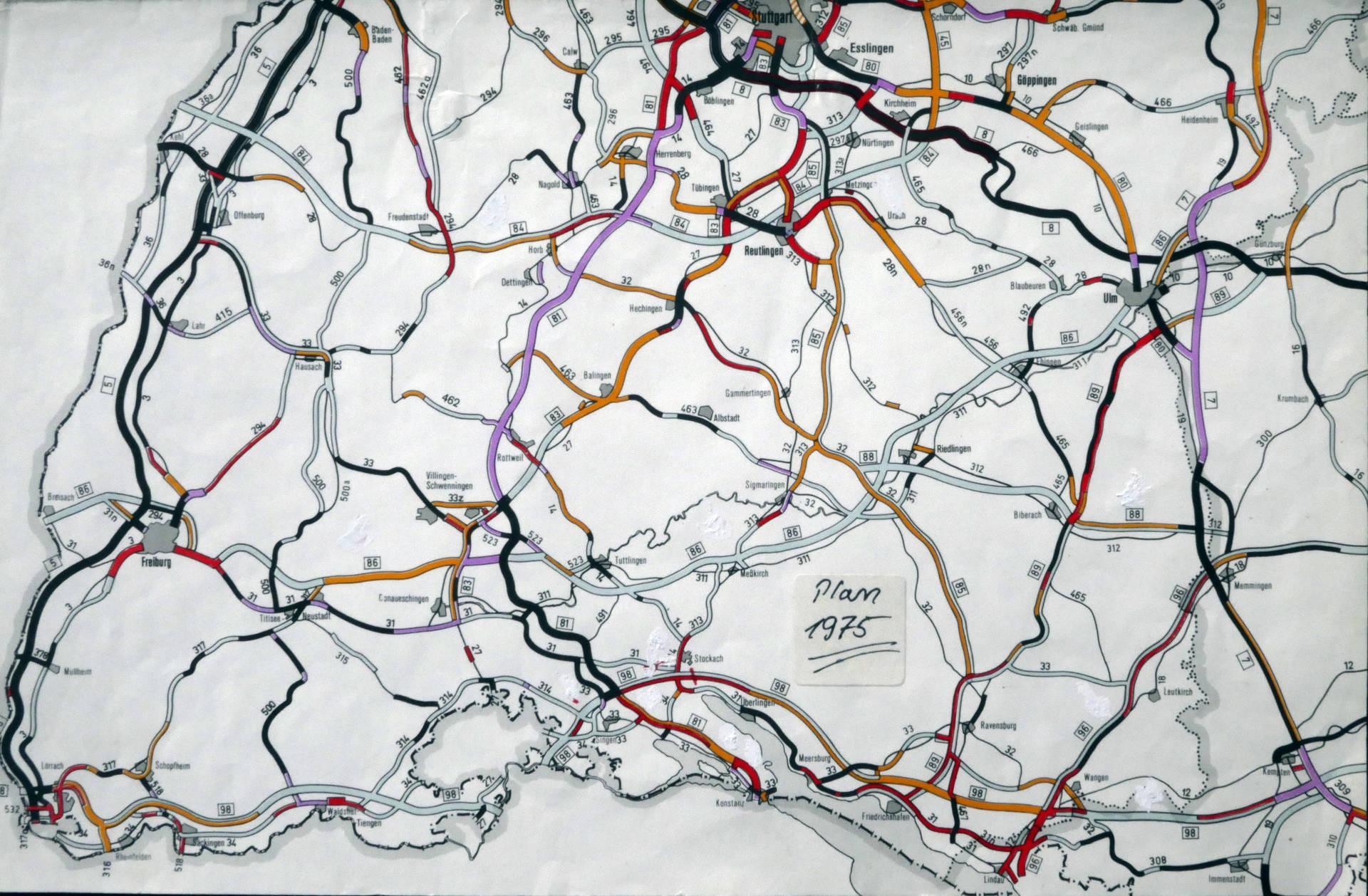 Die Bodensee Autobahn Schwaebische De
