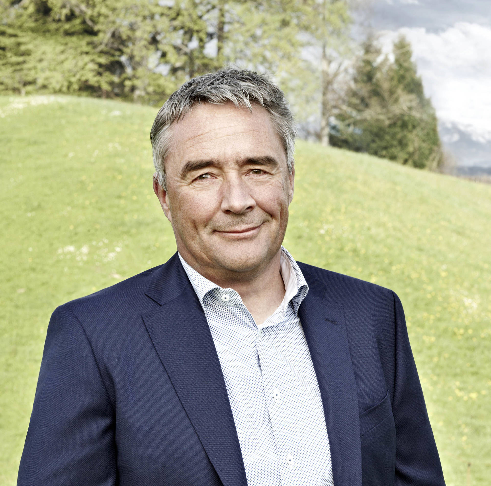 "Hannes Feneberg: ""Appellieren an die Heimatliebe."""