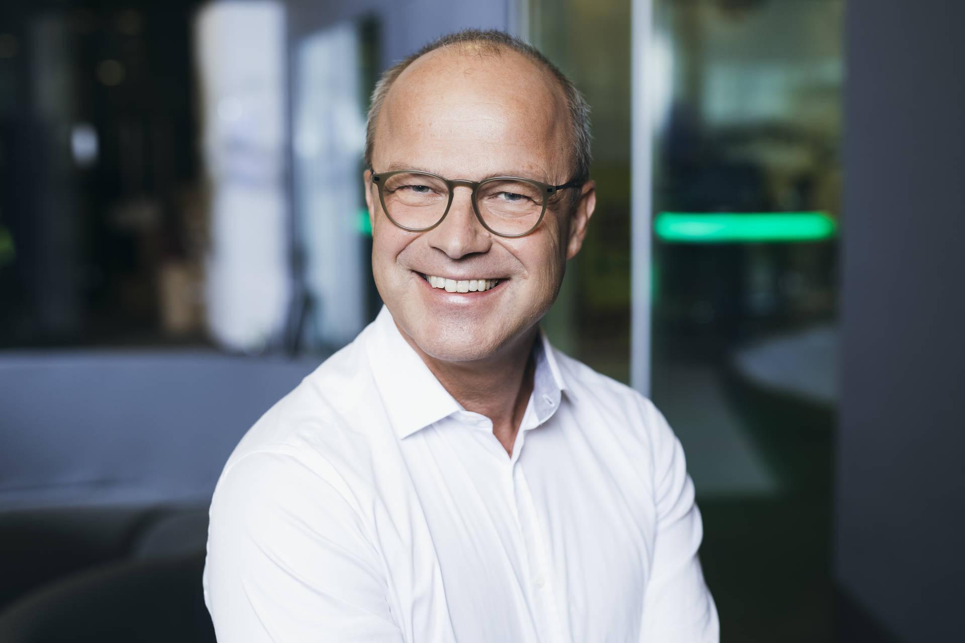 Markus Mair ist Vorstandsvorsitzender der Styria Media Group.