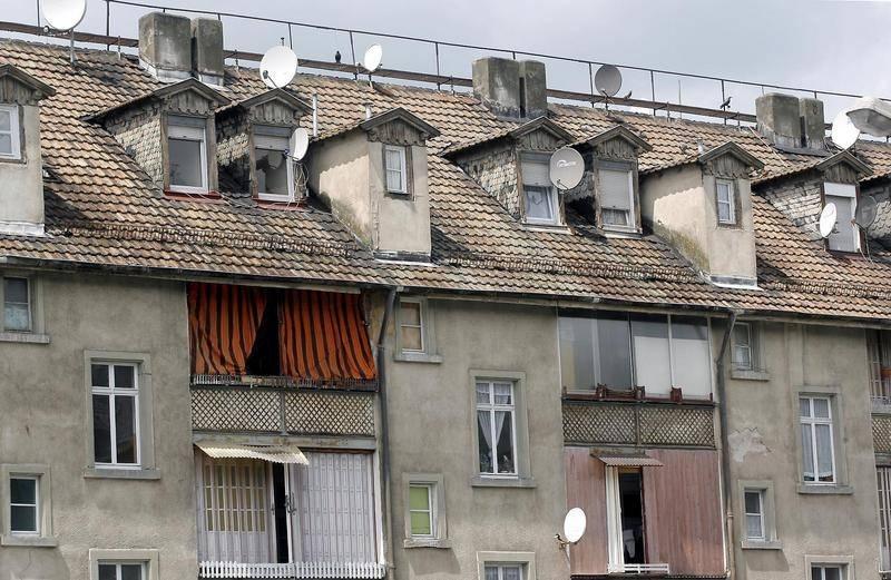 Für die Spinnerei-Wohnungen in Offenburg wird ein neuer Investor gefunden.