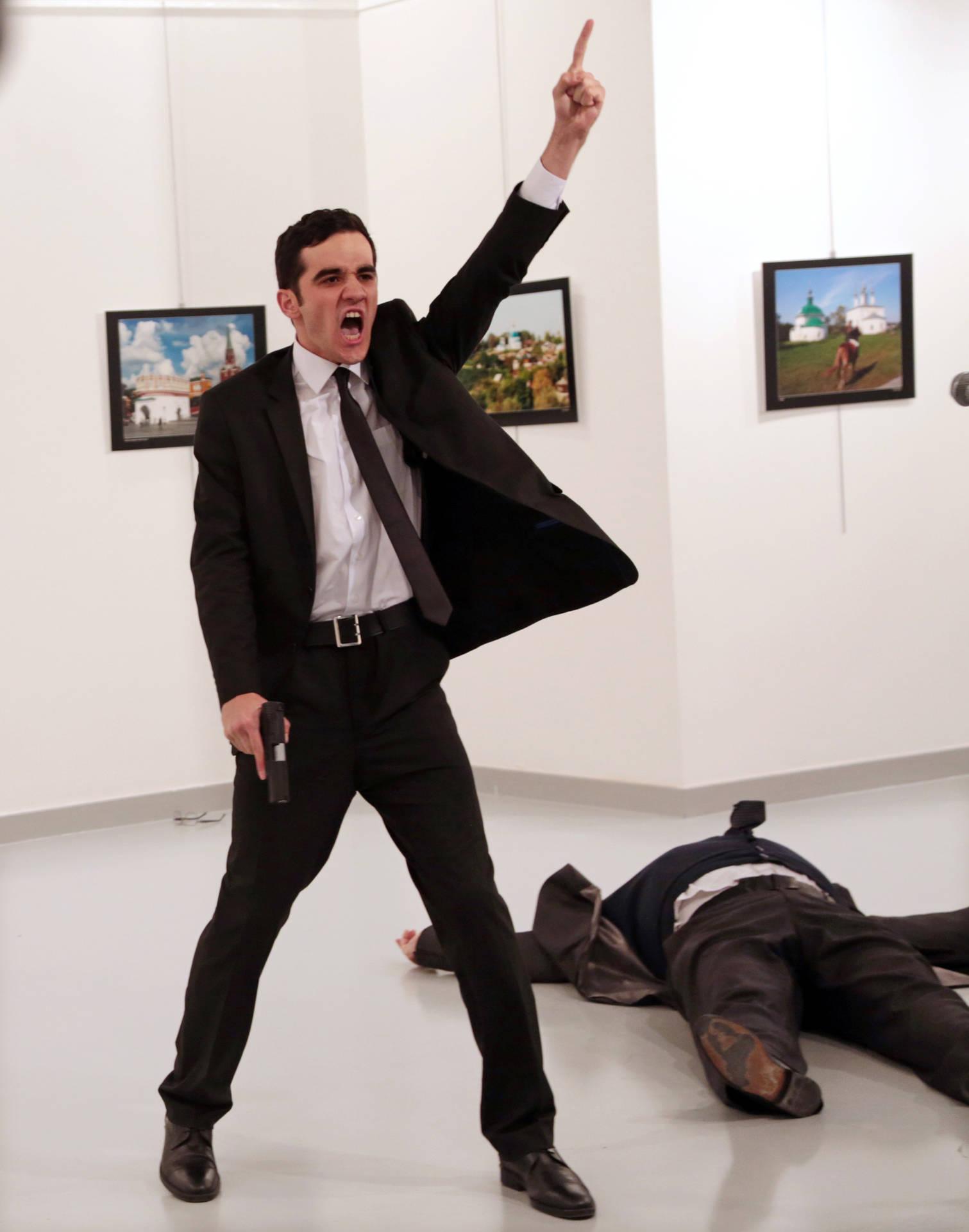 Bild: Burhan Oszbilici, The Associated Press (AP)