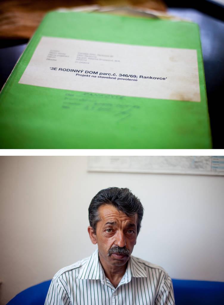 Proposal for a building permit // Mayor Stanislav Hada