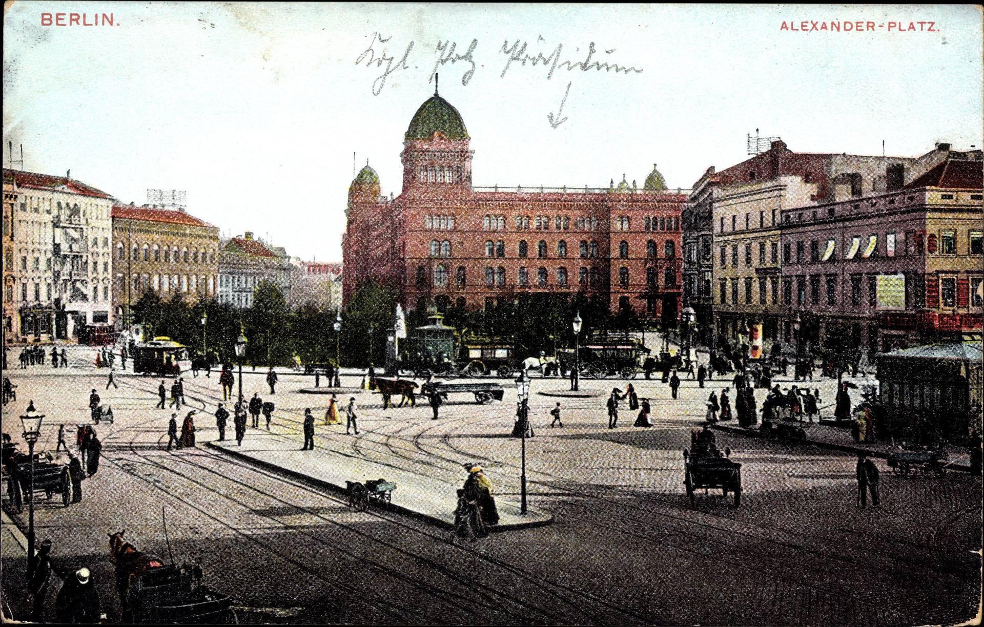 bordell berlin alexanderplatz