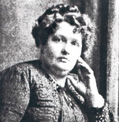 Paula Thiede – geb. 6. Januar 1870, gest. 3. März 1919