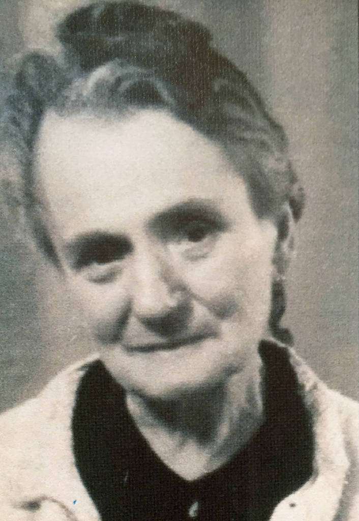 Gertrud Petzold | Landesarchiv Berlin