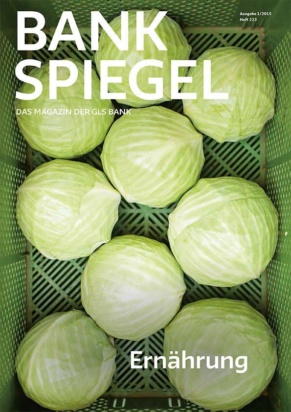 BANKSPIEGEL zum Thema Ernährung.