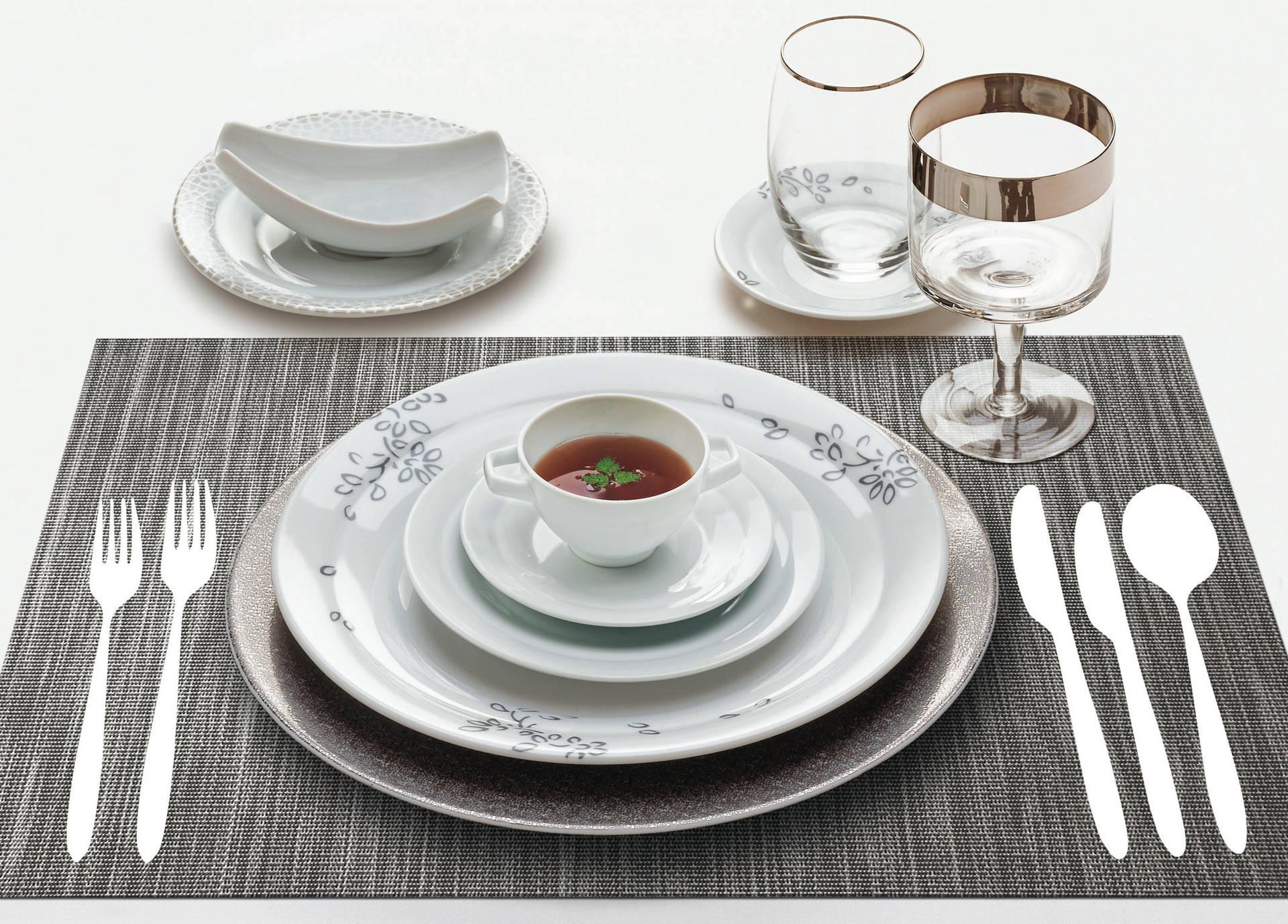 # The Contour porcelain collection