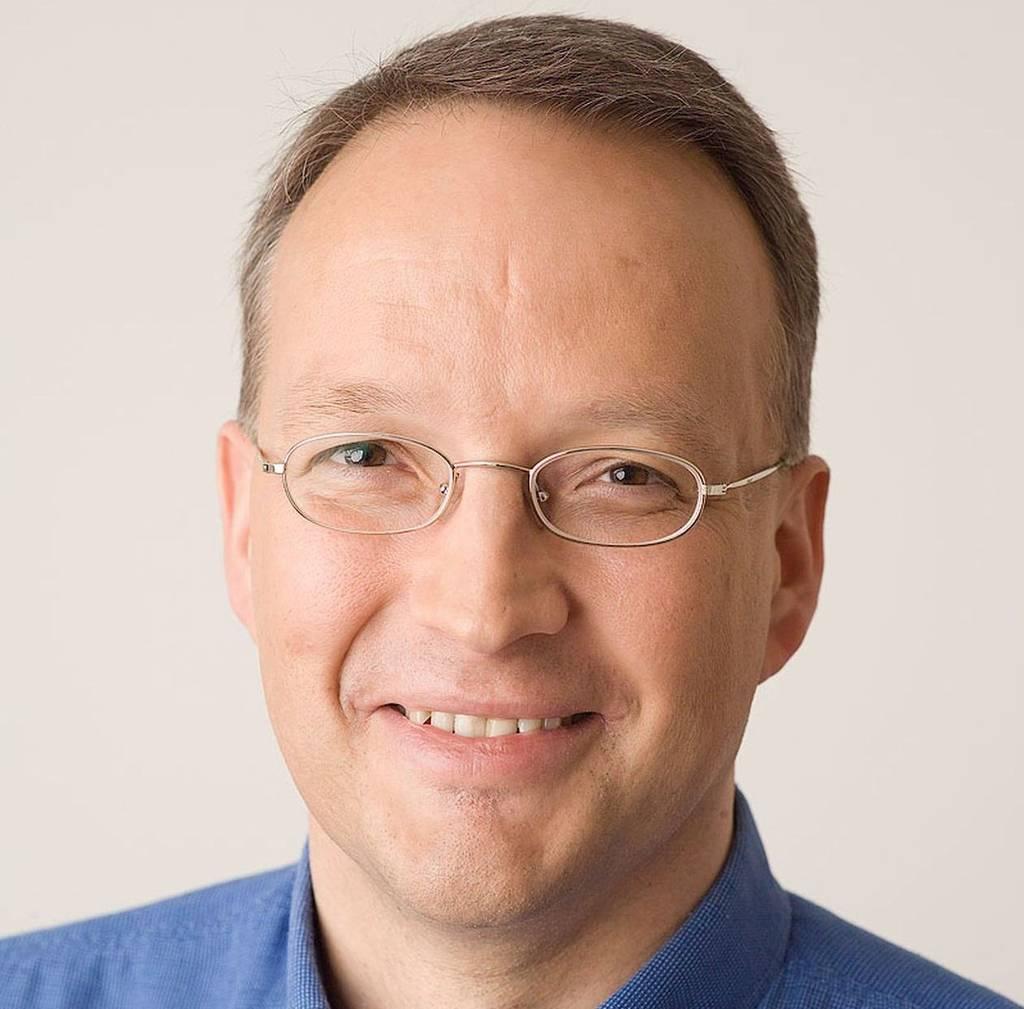 Dr. Nikolaus Seeber, Vizepräsident der DDL Foto: DDL