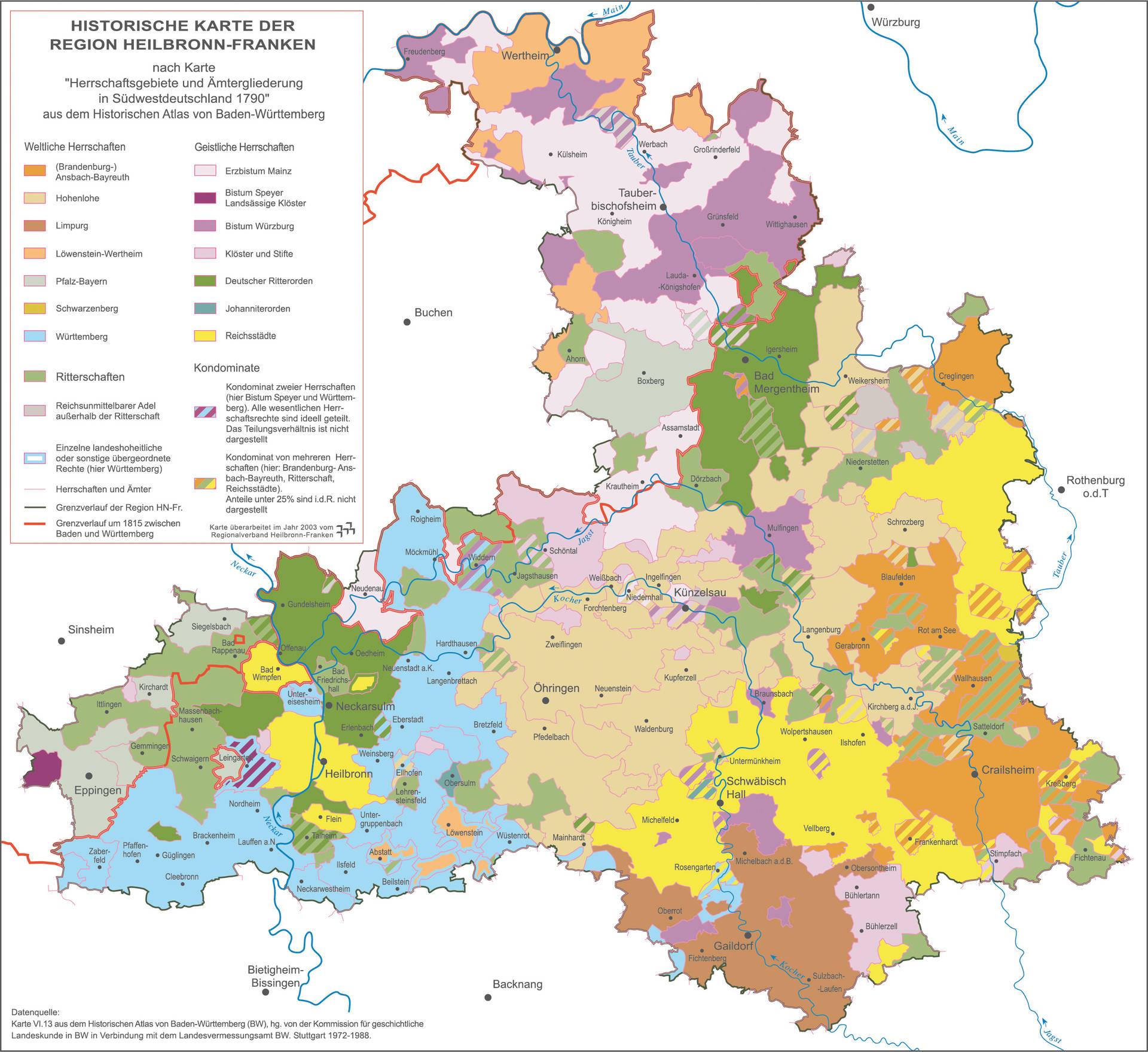 Heilbronn Karte Stadtplan.Heilbronn Karte