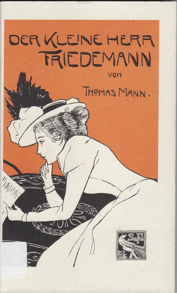 Erstausgabe (1898)