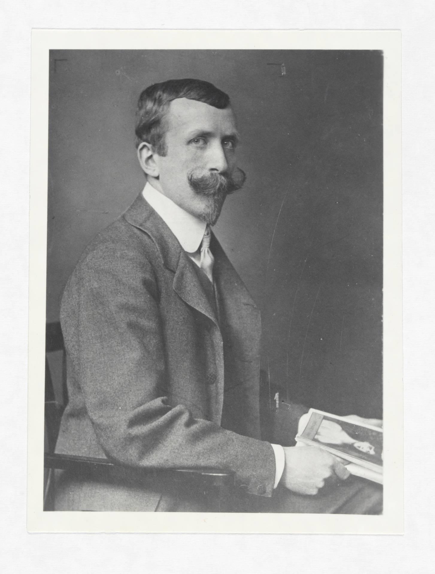 Heinrich Mann, 1903.