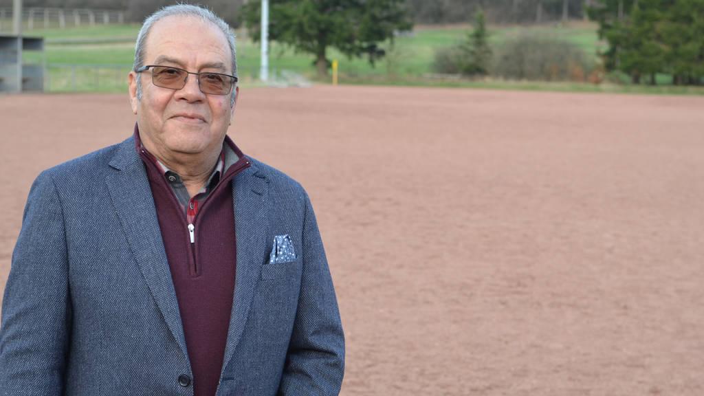 Dr. Nabil El Beituni lebt seit mehr als 50 Jahren im Saarland und ist dem FV Blau-Weiß Gonnesweiler eine wertvolle Hilfe in der Integrationsarbeit.
