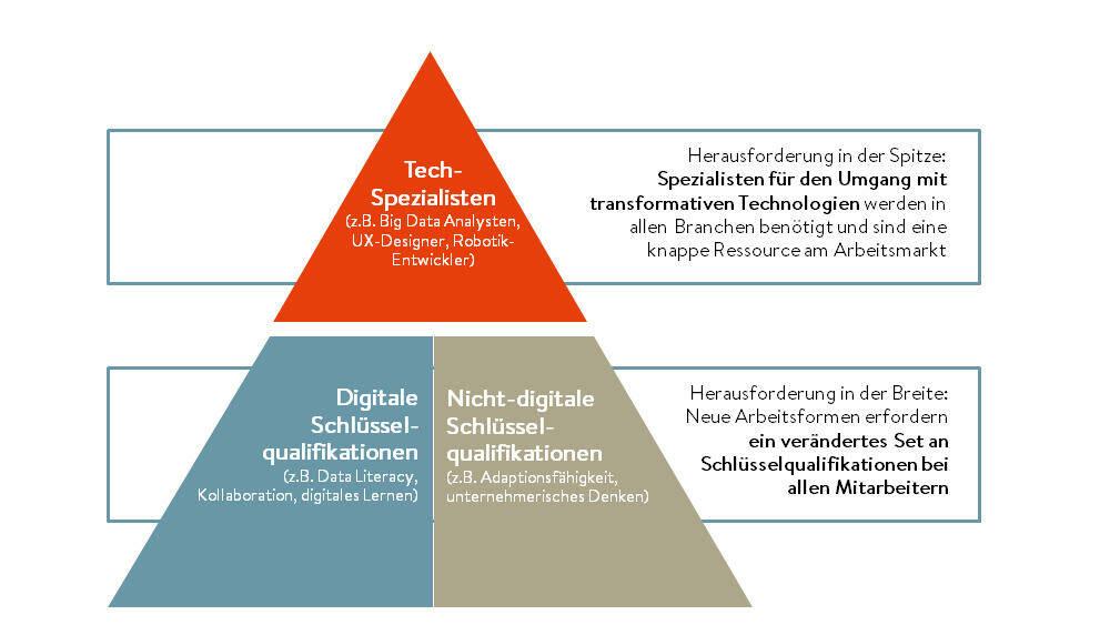 Future-Skills-Framework des Stifterverbands für die Deutsche Wissenschaft e. V. (2018)