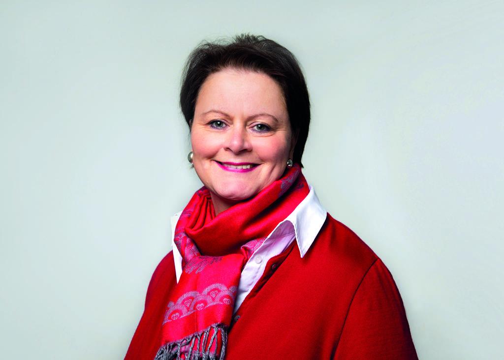 Kirsten Prehm leitet den Fachbereich Familie und Senioren im Diakonie-Hilfswerk Hamburg