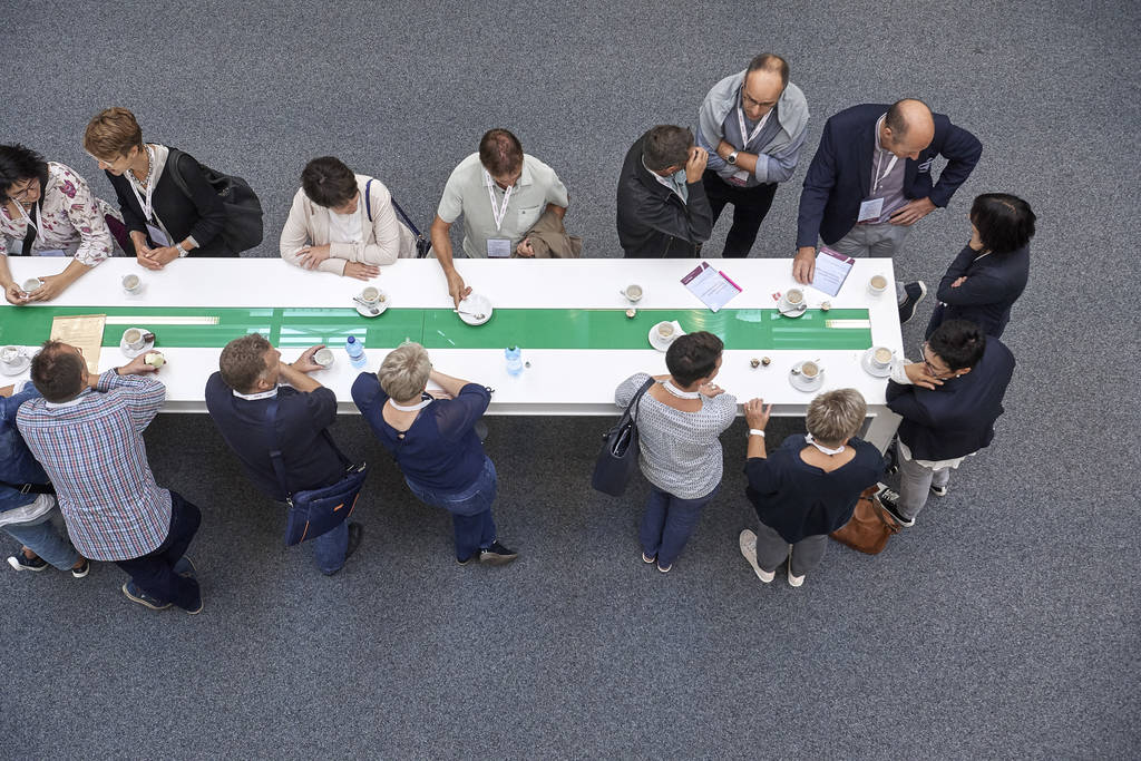 Austausch und Netzwerkpflege sind wichtige Bestandteile der interkantonalen Tagung.