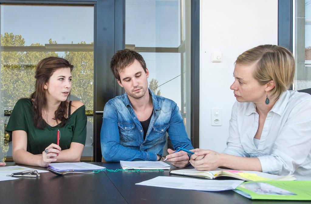 Ein zentrales Element des Master-Pilotstudiengangs ist der enge Austausch mit der Praxis.