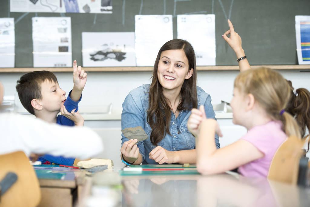 Dank der mehrjährigen intensiven Begleitung durch die PHBern sind die Schulen bereit für den Lehrplan 21.