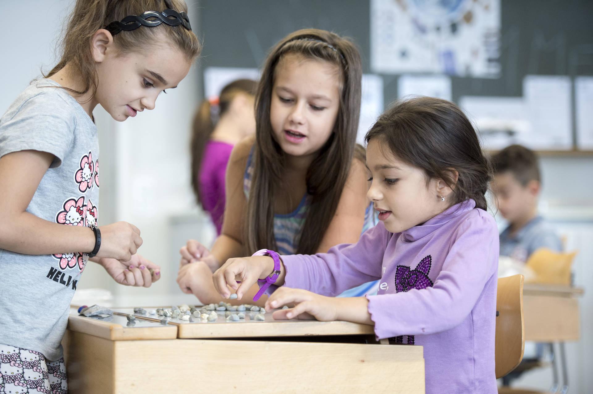 Der Unterricht nach dem neuen Lehrplan funktioniert an den Schulen des Kantons Bern gut.