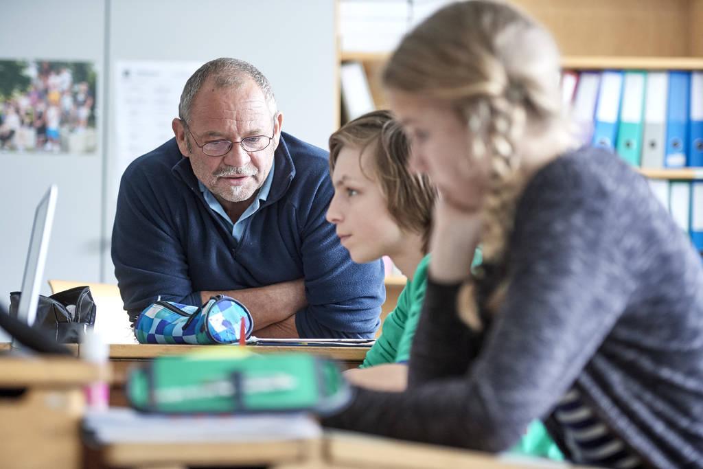 Wiedereinsteigende Lehrpersonen sind eine wichtige Ressource für die Schulen.