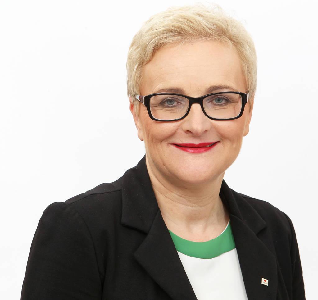 Monika Wild, Leiterin des Bereichs Einsatz & Gesundheit