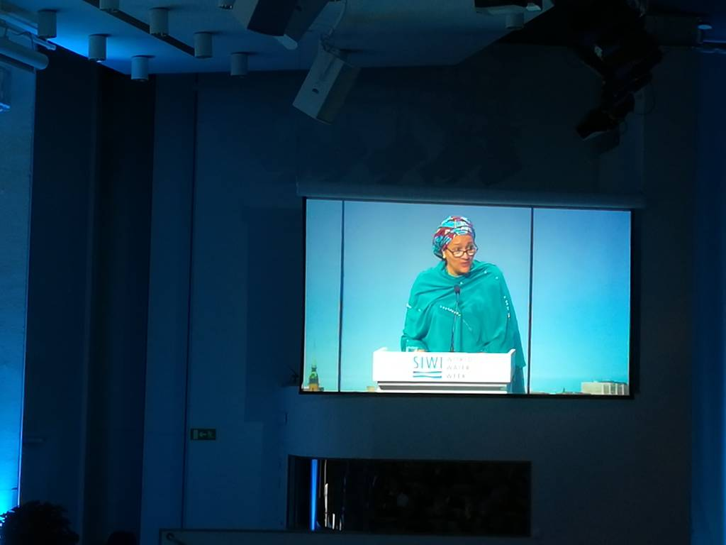 Excerpted from keynote address of H.E. Amina J. Mohammed
