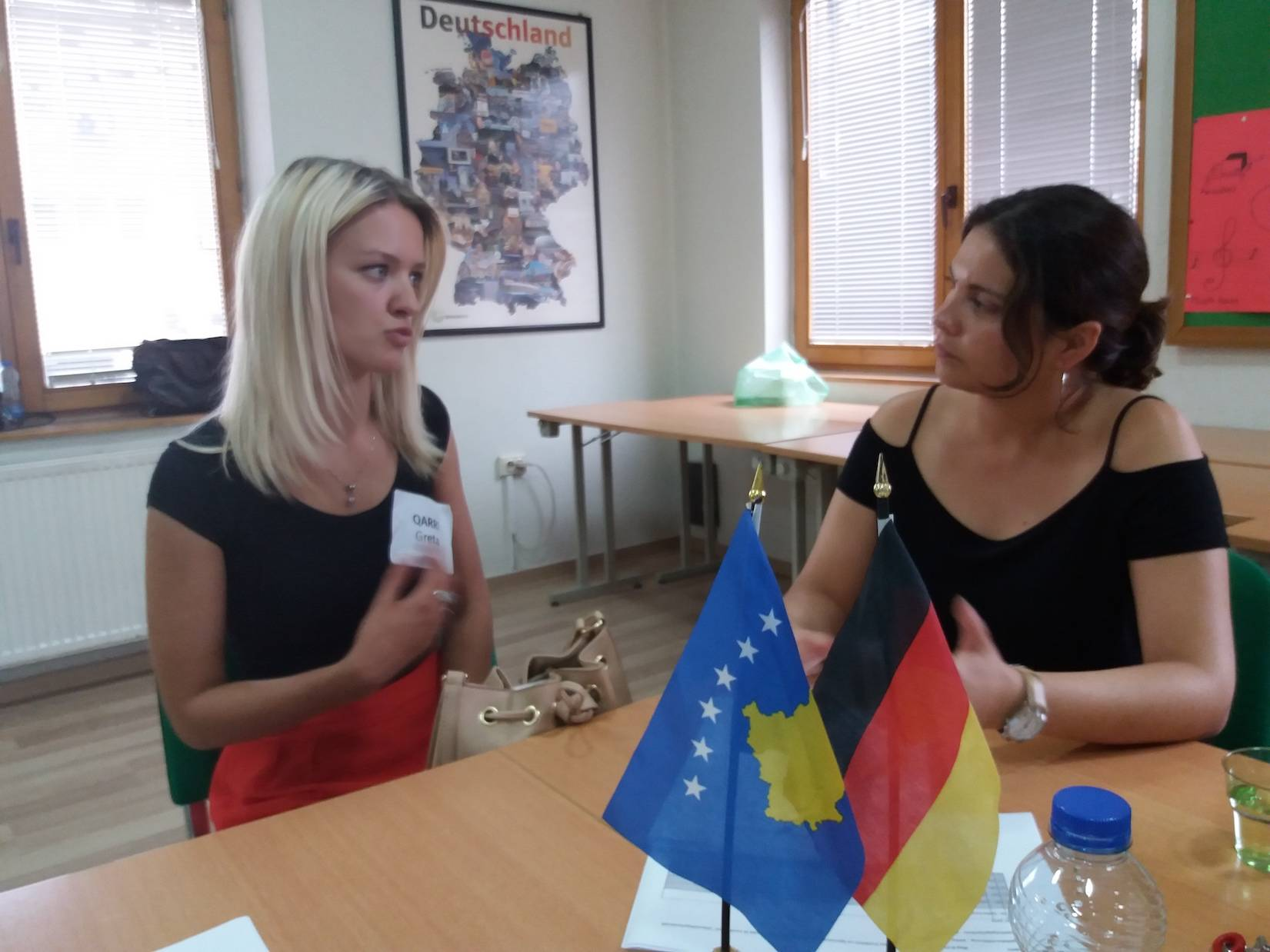 Vorbereitungskurs in Kosovo