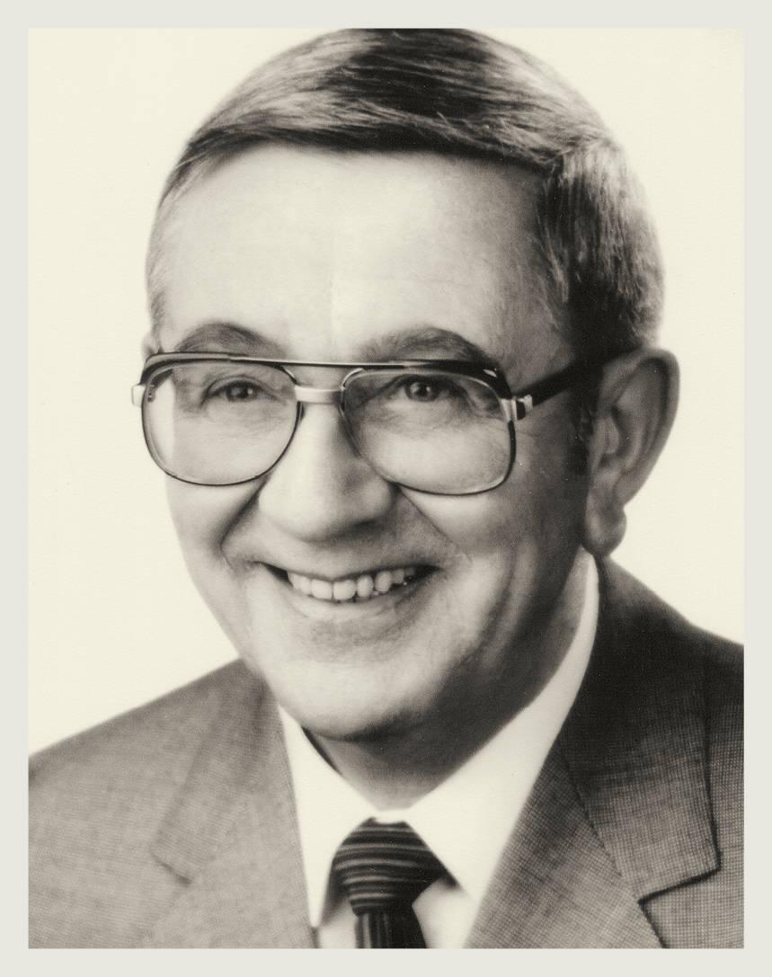 Pater Edmund Johannes Lutz (1913 - 2004)
