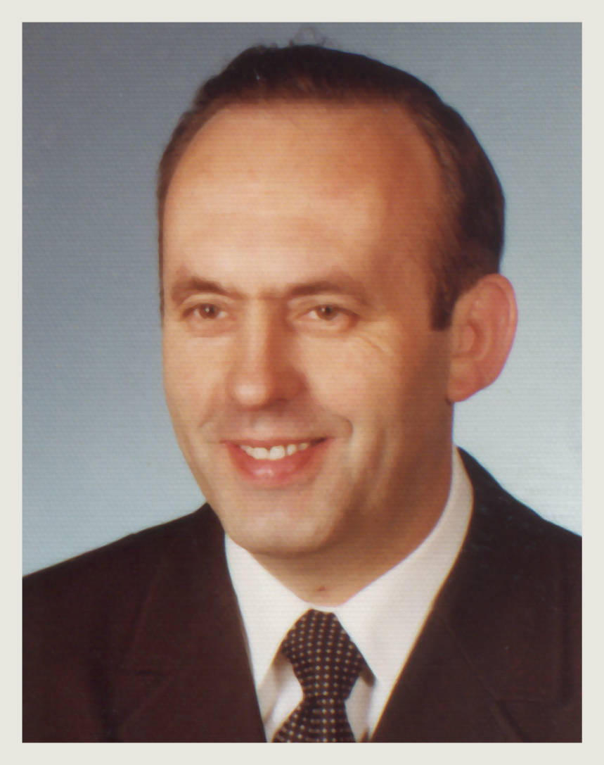 Pater August Brecheisen (1927 - 2005)